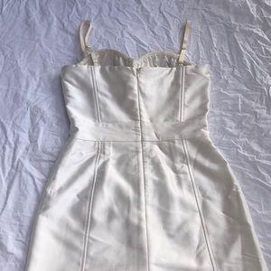 White Formal Romper / Jumpsuit